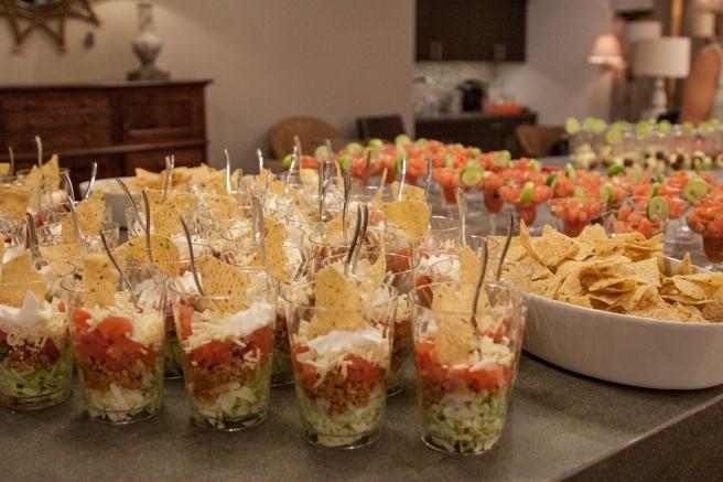 Mini Taco Salad