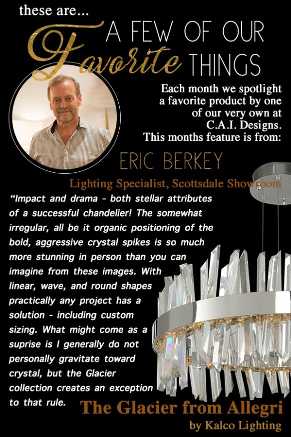 Eric Berkey Lighting Specialist